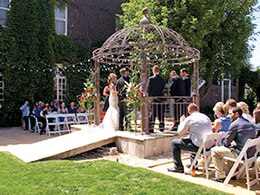 Outdoor Weddings In The Santa Ynez Valley